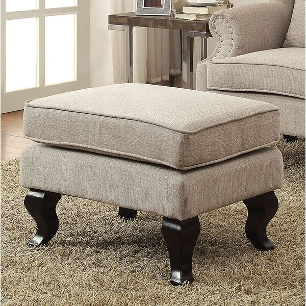 Evins Ottoman by Darby Home Co