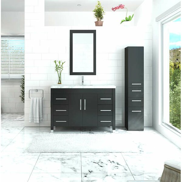 Edgardo 47 Single Bathroom Vanity Set by Ivy Bronx