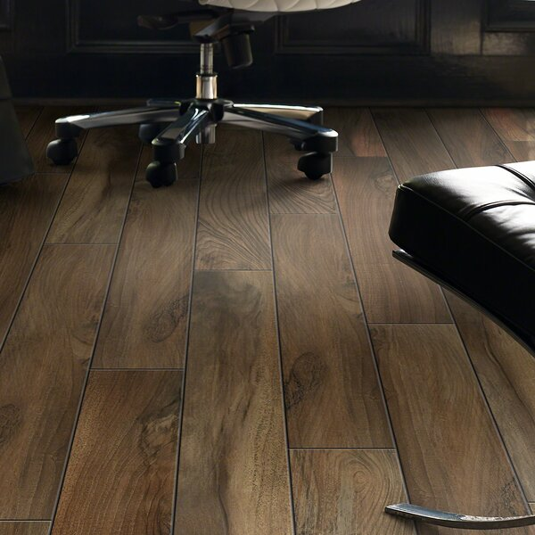 Roadhouse 6 x 48 x 0.09mm Luxury Vinyl Plank in Sideways by Shaw Floors