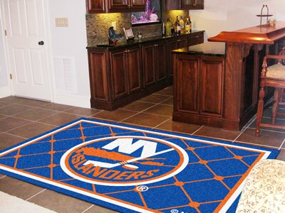 NHL - New York Islanders 5x8 Doormat by FANMATS