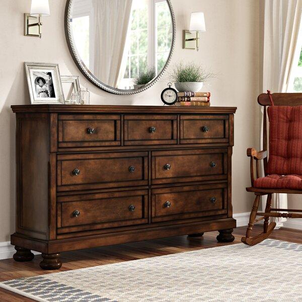 Rosamaria 7 Drawer Standard Dresser by Astoria Grand