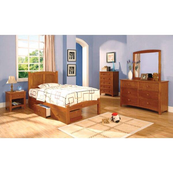 Prescott Storage Standard Bed by Harriet Bee