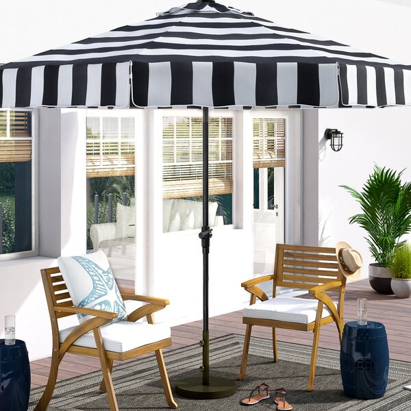 Engelman 9' Market Umbrella By Beachcrest Home by Beachcrest Home Today Only Sale