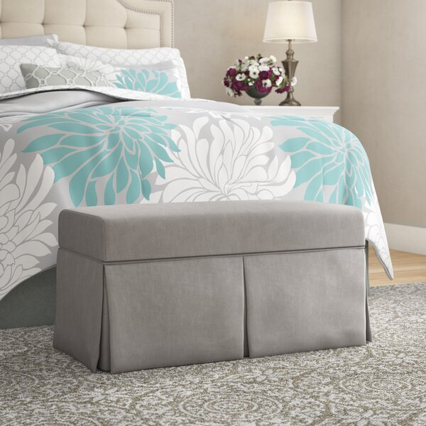 Ariana Upholstered Storage Bench by Wayfair Custom Upholstery™