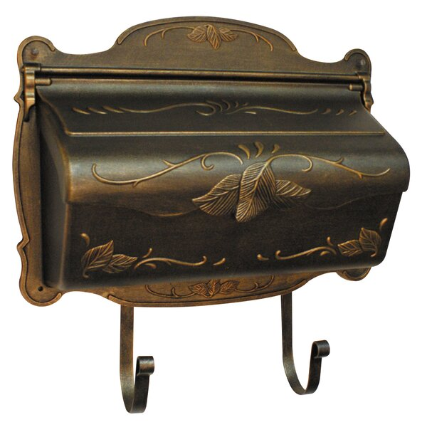 Floral Wall Mounted Mailbox by Special Lite Products