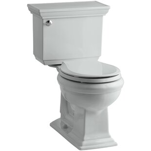 Memoirs Impressions Stately Comfort Height 1.28 GPF Round Two-Piece Toilet ByKohler