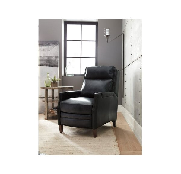 Regale Power Recliner with Power Headrest by Hooker Furniture