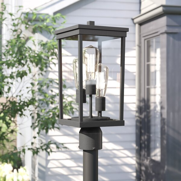 Ringling Oiled Bronze 1 -Light 18 H Lantern Head by Three Posts™