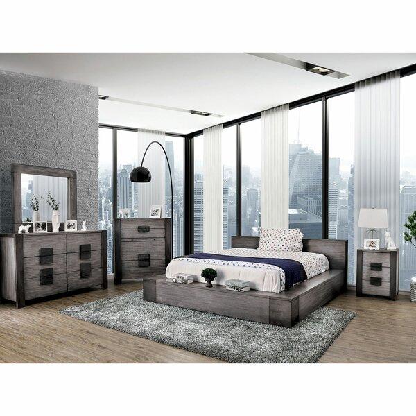 Blocher Platform Configurable Bedroom Set by Andrew Home Studio Andrew Home Studio