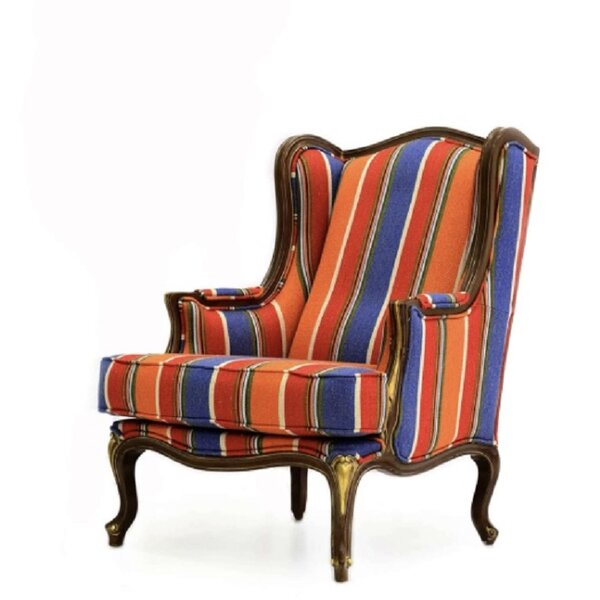 Aule Wingback Chair by Darby Home Co
