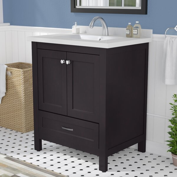 Maldonado 30 Single Bathroom Vanity Set by Andover Mills
