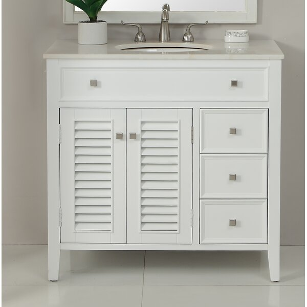 Pinyon 36 Single Bathroom Vanity Set by Rosecliff Heights