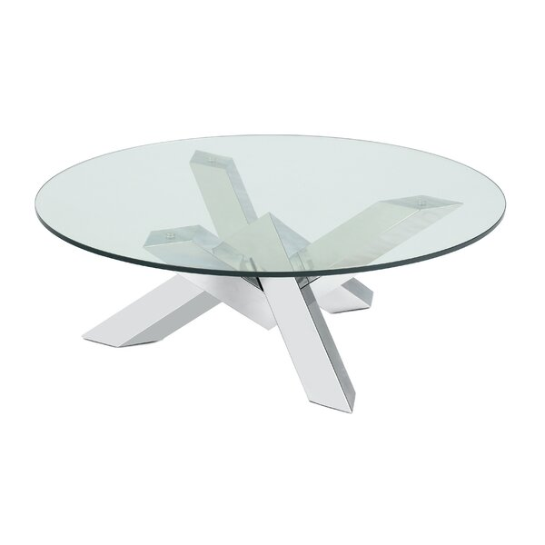 Haider Coffee Table By Everly Quinn