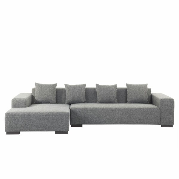 Roseman Modern Sectional by Brayden Studio
