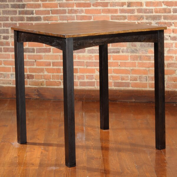 Cosgrove Solid Wood Dining Table by Loon Peak