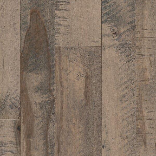 Random Width Engineered Maple Hardwood Flooring in Gray Timber by Armstrong Flooring
