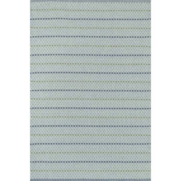 Kirchoff Hand-Woven Mediterranean Indoor/Outdoor Area Rug by Charlton Home