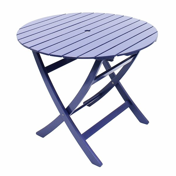 English Garden Folding Bistro Table by ACHLA