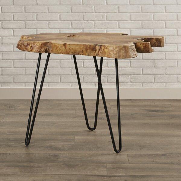 Hoekstra End Table by Brayden Studio