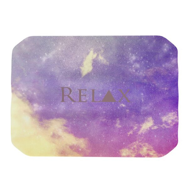 Relax Placemat by KESS InHouse