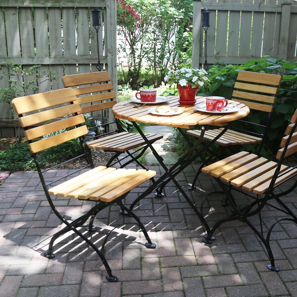Dowe 5 Piece Dining Set by August Grove