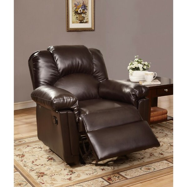 Lacoste Manual Rocker Recliner by Alcott Hill