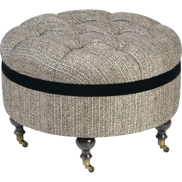 Abernathy Ottoman by Eastern Accents