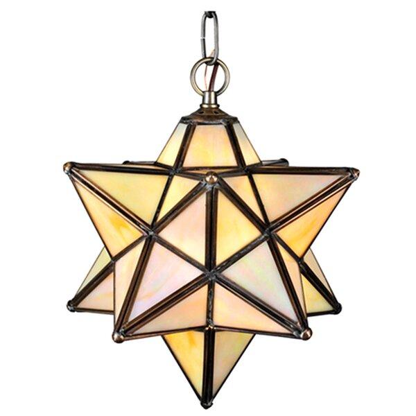 Meyda Tiffany Moravian Star 1 Light