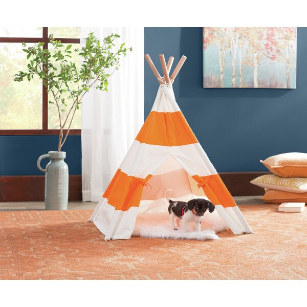 Antonia Teepee Dog Bed by Archie & Oscar