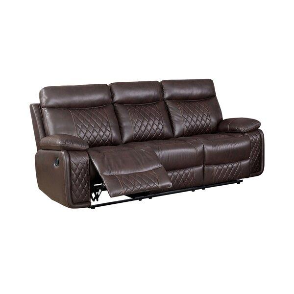 Lovin Reclining Sofa By Winston Porter