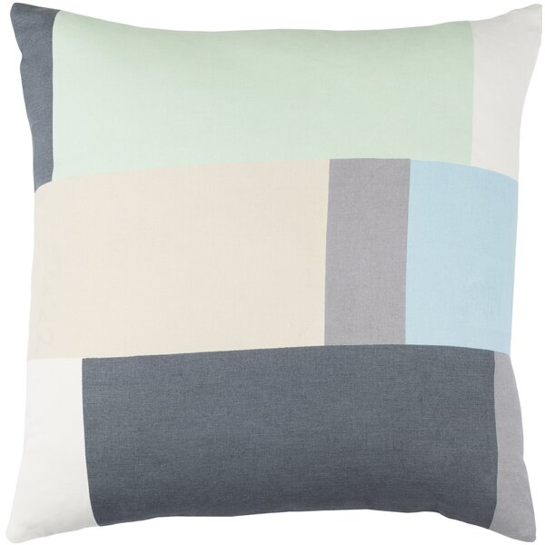 Lina Cotton Pillow Cover by Elle Decor