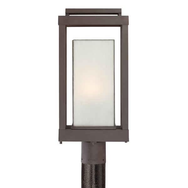 Millbrook Outdoor 1-Light Incandescent Lantern Head by Three Posts