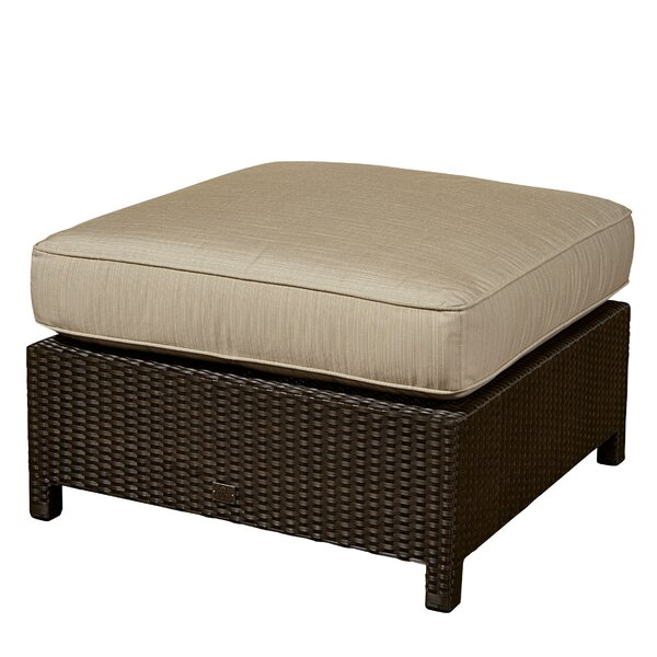 Bumper Ottoman with Cushion by Wildon Home®
