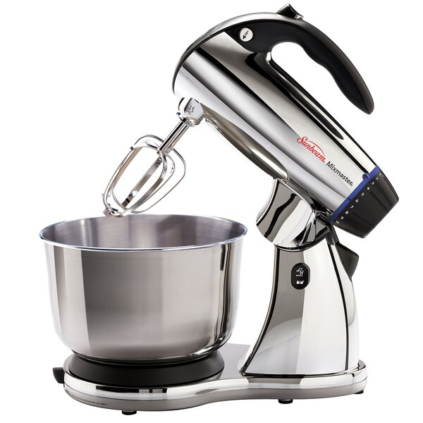 Mixmaster® 12 Speed 4 Qt. Stand Mixer by Sunbeam