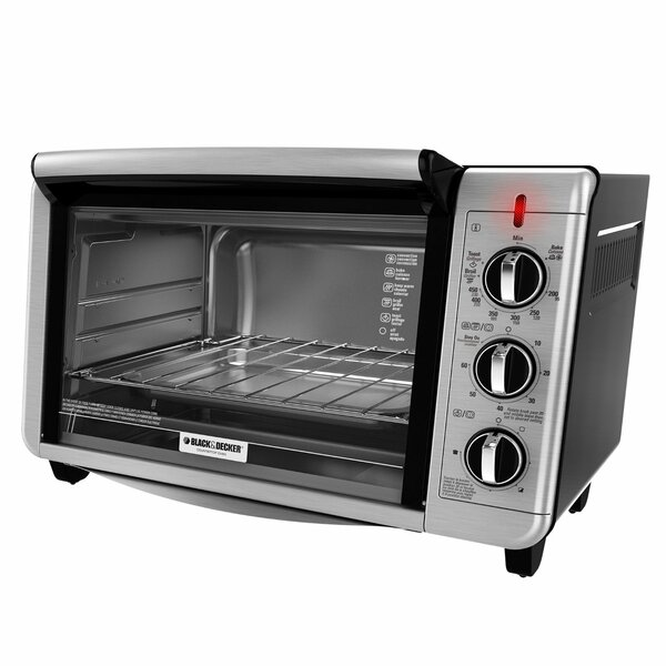 Convection Toaster Oven by Black + Decker