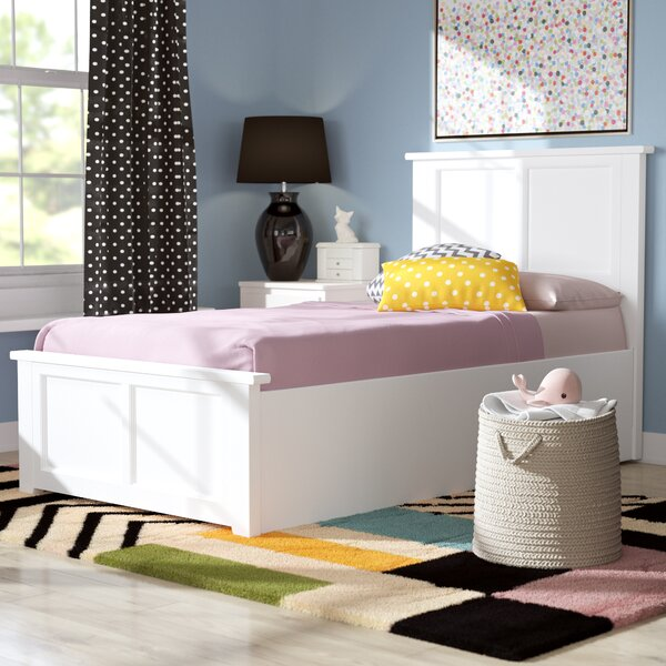 Espinoza Alanna Platform Bed with Trundle by Three Posts