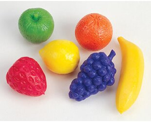 Price comparison 108-Piece Fruity Fun Counters Set ByLearning Resources
