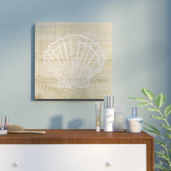 Seascape Seashell Wood Wall Art by Birch Lane™