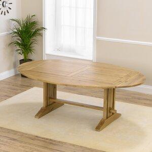 Essgruppe Spencer mit ausziehbarem Tisch und 6 Stühlen von Home Etc