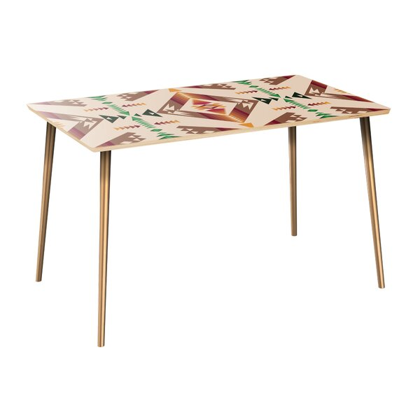 Reimers Dining Table by World Menagerie