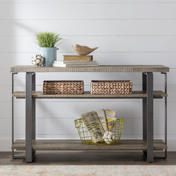 Valmer Console Table by Laurel Foundry Modern Farmhouse