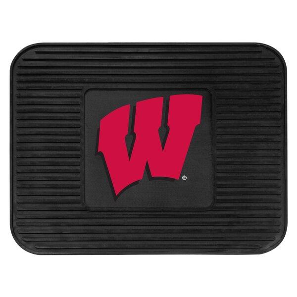 NCAA University of Wisconsin Kitchen Mat by FANMATS