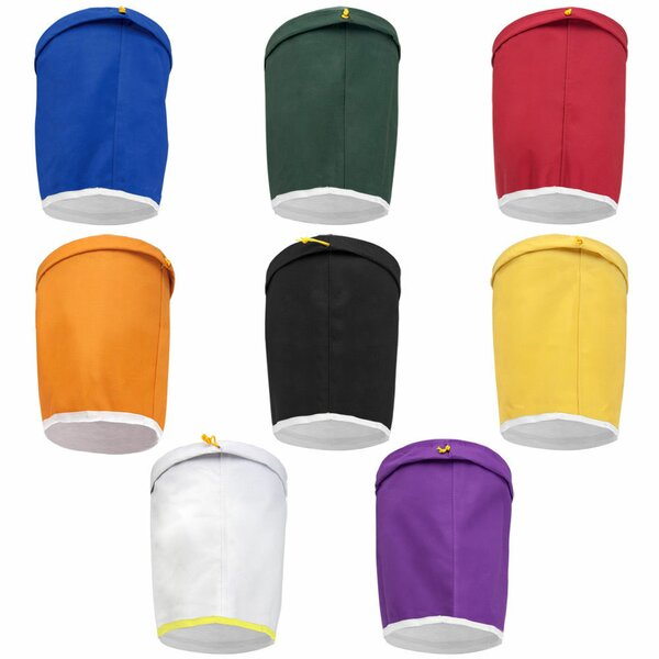 8 Piece 32 Gal Herbal Ice Extracts Bubble Bag Kit by Virtual Sun
