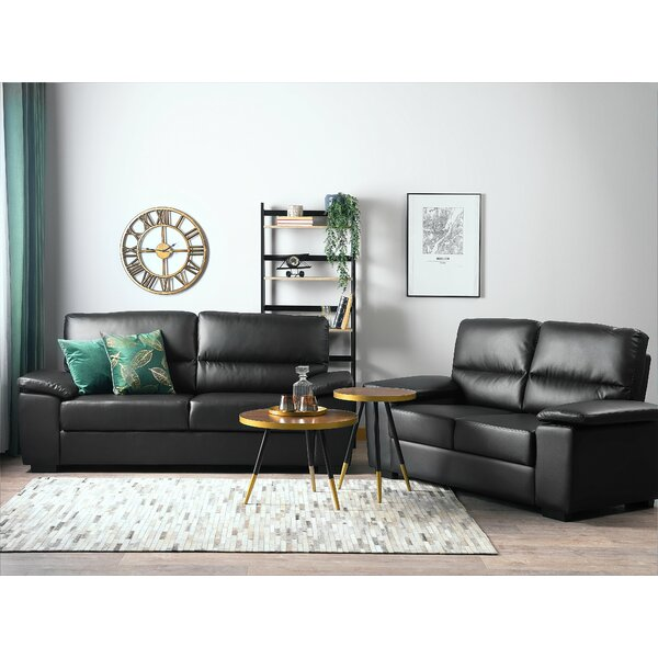 Gunnersbury 2 Piece Living Room Set by Latitude Run