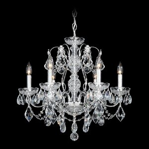 Century 6-Light Chandelier by Schonbek