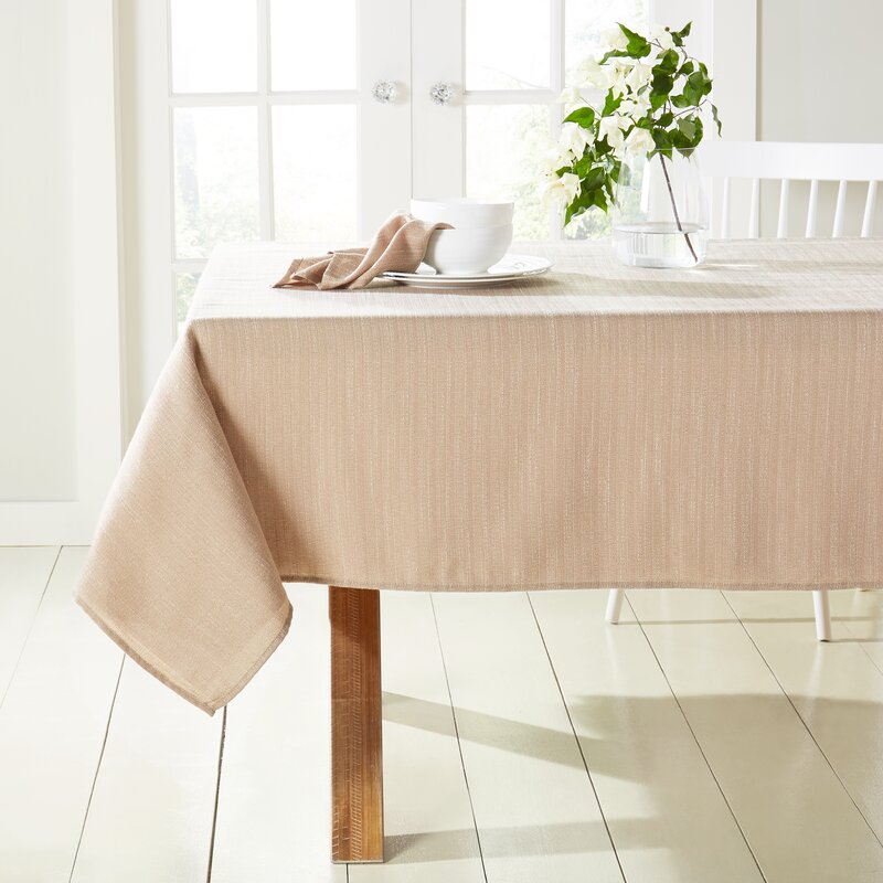 Stillwater Solid Tablecloth Amp Reviews Birch Lane