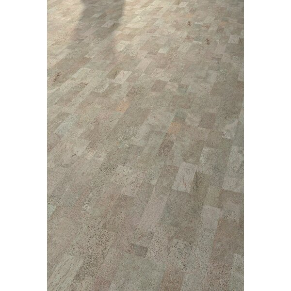 Cork Go 11-3/4 Flooring in Aspiration by Wicanders