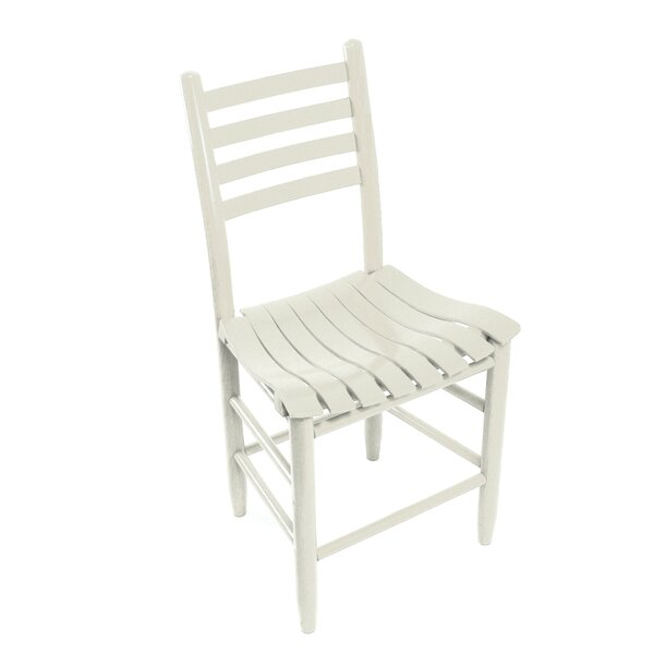 Thor Solid Wood Dining Chair by Gracie Oaks Gracie Oaks
