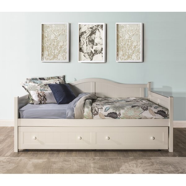 Mckittrick Full Daybed Trundle Included By Alcott Hill