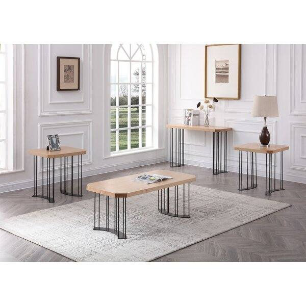 Nebraska 4 Piece Coffee Table Set by Gracie Oaks Gracie Oaks